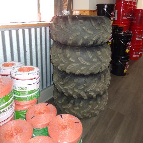 RTV X Series Take off Tires NO MILES On them $100.00 each