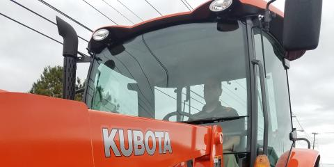 Safely Driving a Tractor on the Road